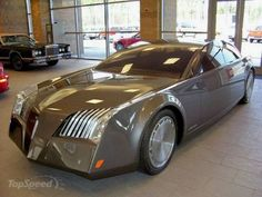 Lincoln Sentinel Concept Car for sale