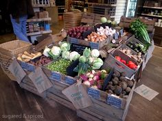 london daylesford organic
