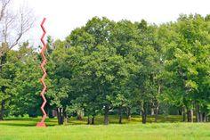 Endless Column, 1968 Tal Streeter Storm King Art Center, Hudson Valley, Acre, Fields, New York City, Sculptures, Landscape, Abstract, World