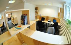 Coworking Space - Fantasic Studio, Warsaw, Poland