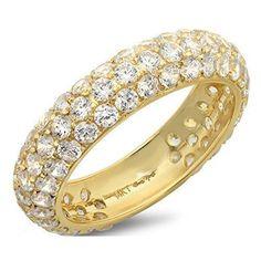 Inventive Ring 585 Gelbgold Finely Processed Mit Echten Steinen