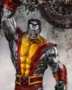 Colossus from X-Men