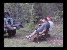 Hillbilly Bulldozer, Country Boys, Country Life - Homemade Farm Equipment