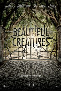 The Trailer and Poster for Beautiful Creatures are Here - ComingSoon.net