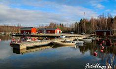 Långskärs Fiskehamn 21.04.2016 - Fotoblogg.fi