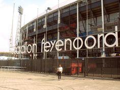 "Feyenoord stadium ""De Kuip"""