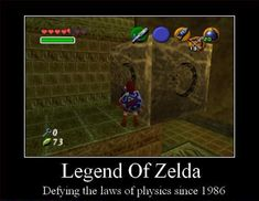 Indeed. #zelda