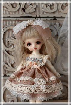 Miss B Kleid Set 4items für Pukifee oder von AngelGardenByChilly