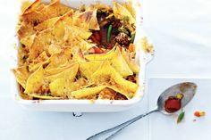 Heerlijk op de vrijdagavond bij een film! Recept - Ovenchili met tortillachips - Allerhande