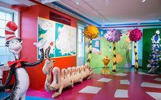 The world's first Dr. Seuss museum will make all your childhood dreams come true | Travel + Leisure