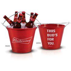 Balde de Gelo Budweiser (Budweiser Ice Bucket)