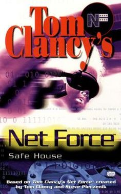 Safe House by Tom Clancy,Steve Pieczenik,Diane Duane, Click to Start Reading eBook, To save a prominent scientist and his son from a corrupt government's agents, the Net Force Explorers