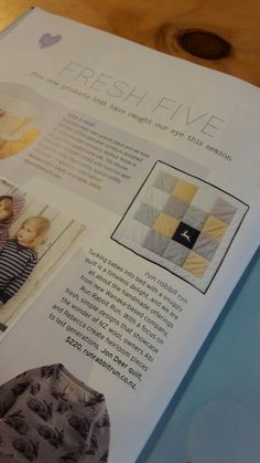 Run Rabbit Run features in the Autumn issue of 'OHbaby!'. New Zealand's no. 1 baby and child magazine....
