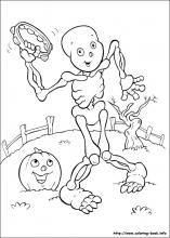 halloween ausmalbilder spinne - ausmalbilder für kinder