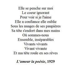 .Paul Éluard • L'amour la poésie