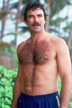 Tom Selleck | The 23 Most Important Hairy Celebrity Chests Of All Time