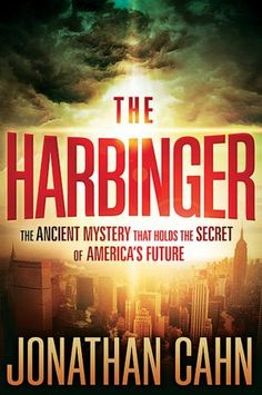 I read this whole book in one evening.  A-MA-ZING.  The Harbinger: The Ancient Mystery that Holds the Secret of America's Future