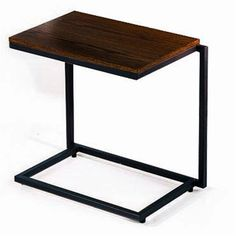 Many more designs and colors at the link and where to buy.  I heard TJ Maxx has an amazing rustic version.  I want one! or two! C Tables We're Loving Right Now