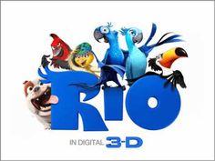 RIO Movie Soundtrack 06 - Carlinhos Brown - Ararinha / Fly Love (portuguese)