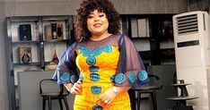 Modernistic & Lovely Ankara Fitted Gowns for Stylish Ladies
