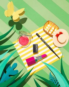 Summer in Clinique on Behance