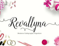 "Check out new work on my @Behance portfolio: ""Revallyna Free Font"" http://be.net/gallery/55243009/Revallyna-Free-Font"