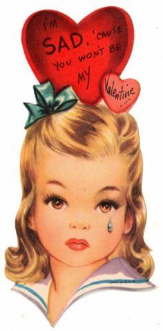 ...valentine card...