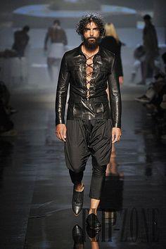 Jean Paul Gaultier Spring-summer 2011 - Menswear