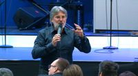 Kresťanská konferencia - G. Prein - 1. zhrom. Tv, Television Set, Television