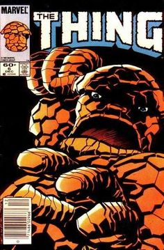 The Thing #6 - Mindscape