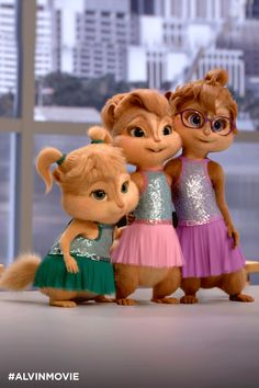Squad Goals | Alvin and the Chipmunks: The Road Chip