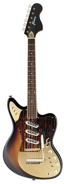 Framus vintage golden Strato Deluxe