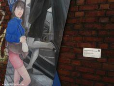 Wie gaat er mee kunst kijken in de FrauenFreiluftgalerie dit weekend? | Standort Hamburg