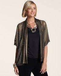 Golden Sphinx Cocoon Sweater