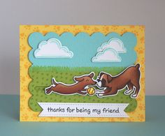 yainea dogs2 by Lawn Fawn Design Team, via Flickr
