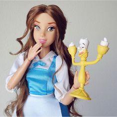 Disney Princess Dolls, Disney Dolls, Disney Princesses, Princess Zelda, Disney Bound Outfits, Princesa Disney, Beautiful Barbie Dolls, Doll Costume, Ooak Dolls
