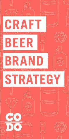 CODO Design - Craft Beer Brand Strategy