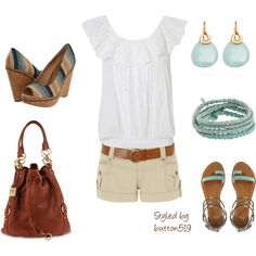 Spring Retreat, created by button519 on Polyvore