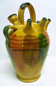 Alfarería - Cerámica Robles - Artesanía de Almeria: Botijos