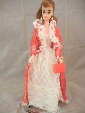 1975 Petra Festival Exclusive #5809 by Plasty Germany Evergreen Barbie Clone