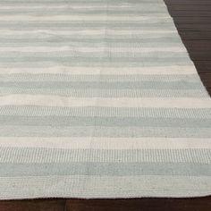Chelsea Indoor/Outdoor Rug in Blue. 5X8. $153.95. Polyester. Joss & Main.