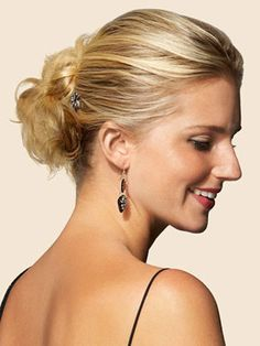 Double-Knotted Updo
