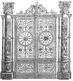 Metropolitan Artifacts Inc. Stocks Antique Doors From France and Iron Balconies from France and other Antique Artifacts