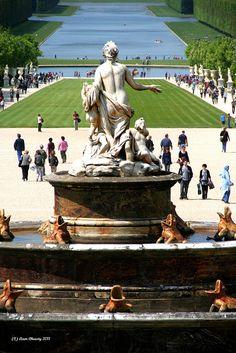 I love Versailles...