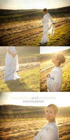 Gorgeous Maternity Shoot