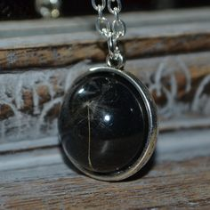 Items similar to Midnight Wishes: Real Dandelion Seed Resin Spherical pendant on a silver setting - Childhood Memories on Etsy Resin Jewellery, Botanical Flowers, Childhood Memories, Pocket Watch, Dandelion, Trending Outfits, Pendant, Unique Jewelry, Handmade Gifts