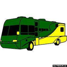 terra wind rv coloring page