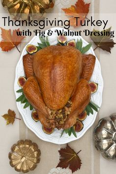 Visit us at www.canadianturkey.ca to find tips, tricks, and recipes that'll make  cooking a show-stopping meal featuring turkey a breeze! Why not try our latest recipe for Thanksgiving Turkey with Fig & Walnut Dressing for your next family gathering?