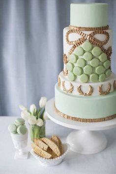 mint wedding ceremony - Google Search