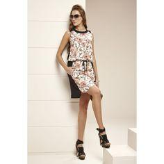 Kadın Elbise - 45802 | Elbise | Day | Relax Mode Rahatlığın Keşfi - Günlük Rahat Giyim